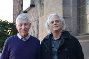 Jan Erik Kongshaug och Manfred Eicher