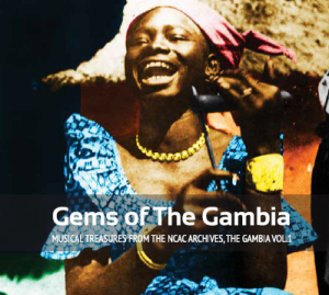CD:n Gems of the Gambia