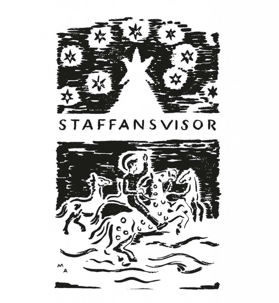 Staffansvisor