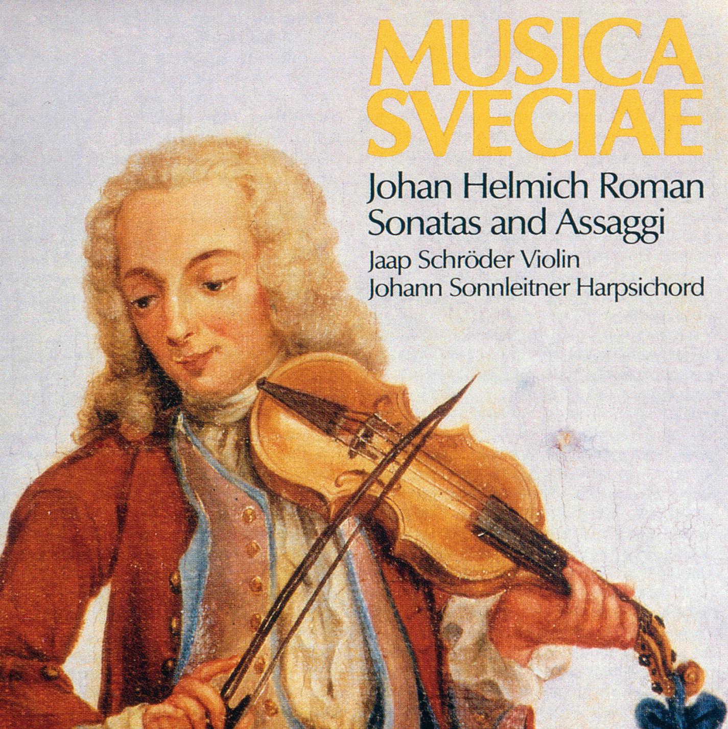 Johan Helmich Roman - Drottningholmsmusiken