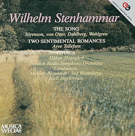 Stenhammar/sång/Ithaca/Rom CC-S