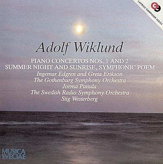 Adolf Wiklund/Conc 1+2/Sommarnatt CC