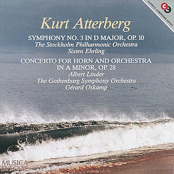 Atterberg/symf 3/Hornkonsert C