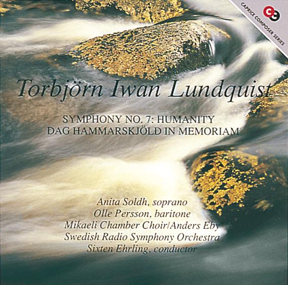 Torbjörn Iwan Lundquist Symph. No. 7