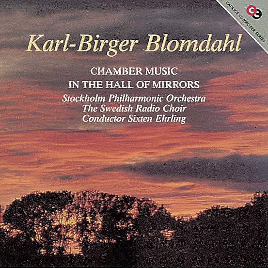 Karl-Birger Blomdahl CC-Serien