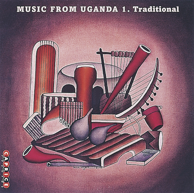 Music from Uganda 1: Traditional