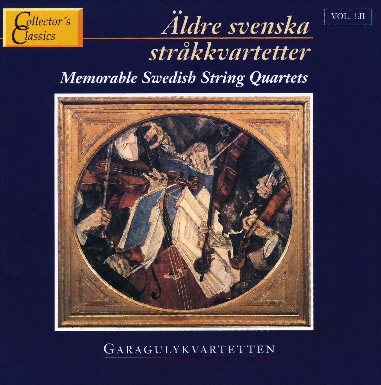 Äldre Sv.Stråkkvartetter 2 Col