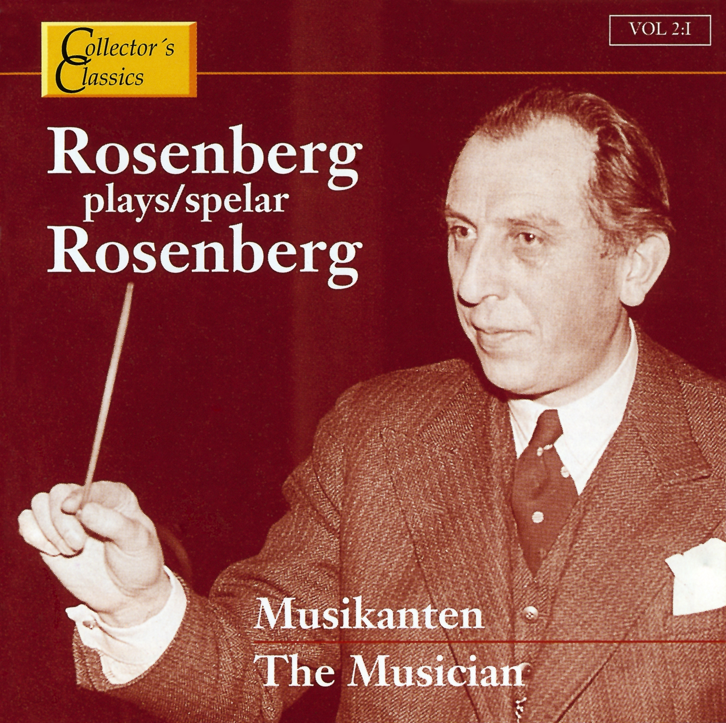 Rosenberg Vol 2:I The Musician CC