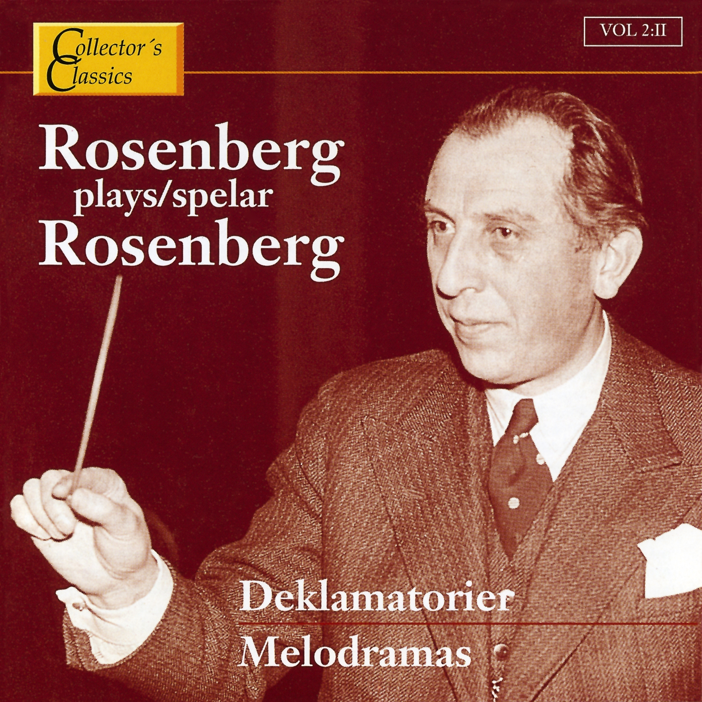 Rosenberg Vol 2:II The Meldramas CC