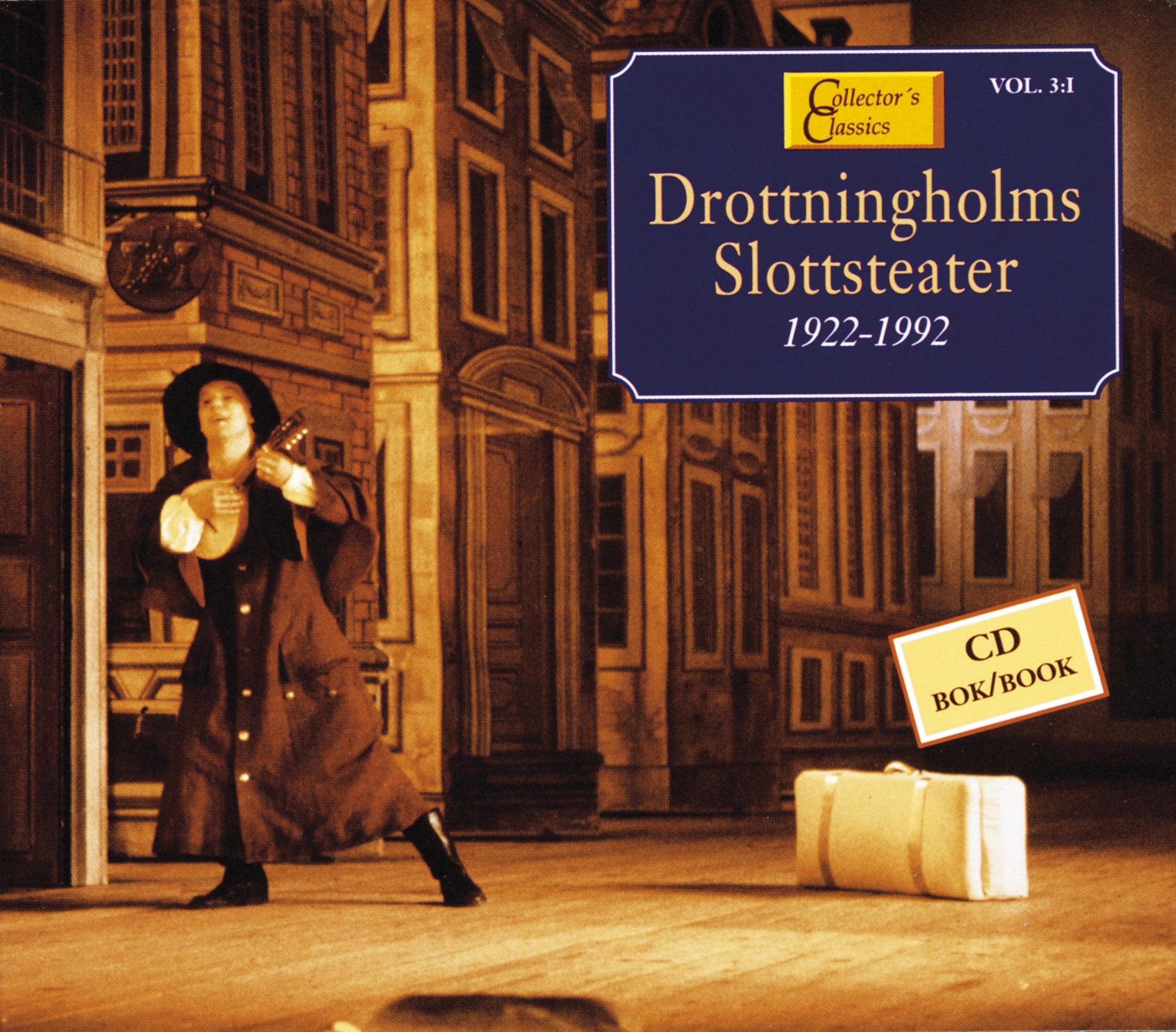 Drottningholms Slottsteater Vol. 3