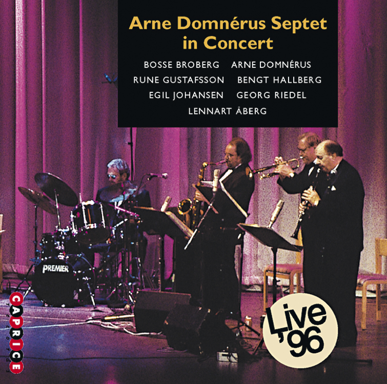 Arne Domnérus Septet in Concert