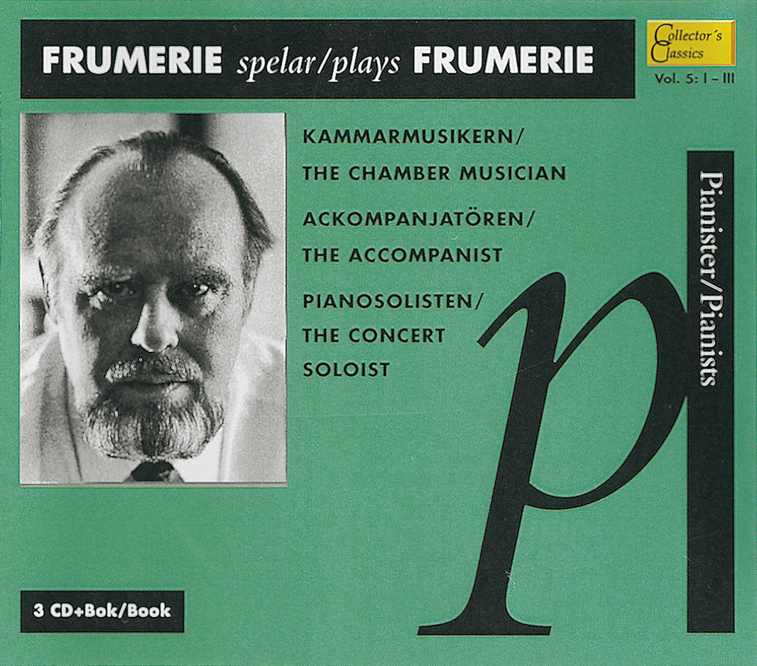 Frumerie Plays Frumerie vol. 5