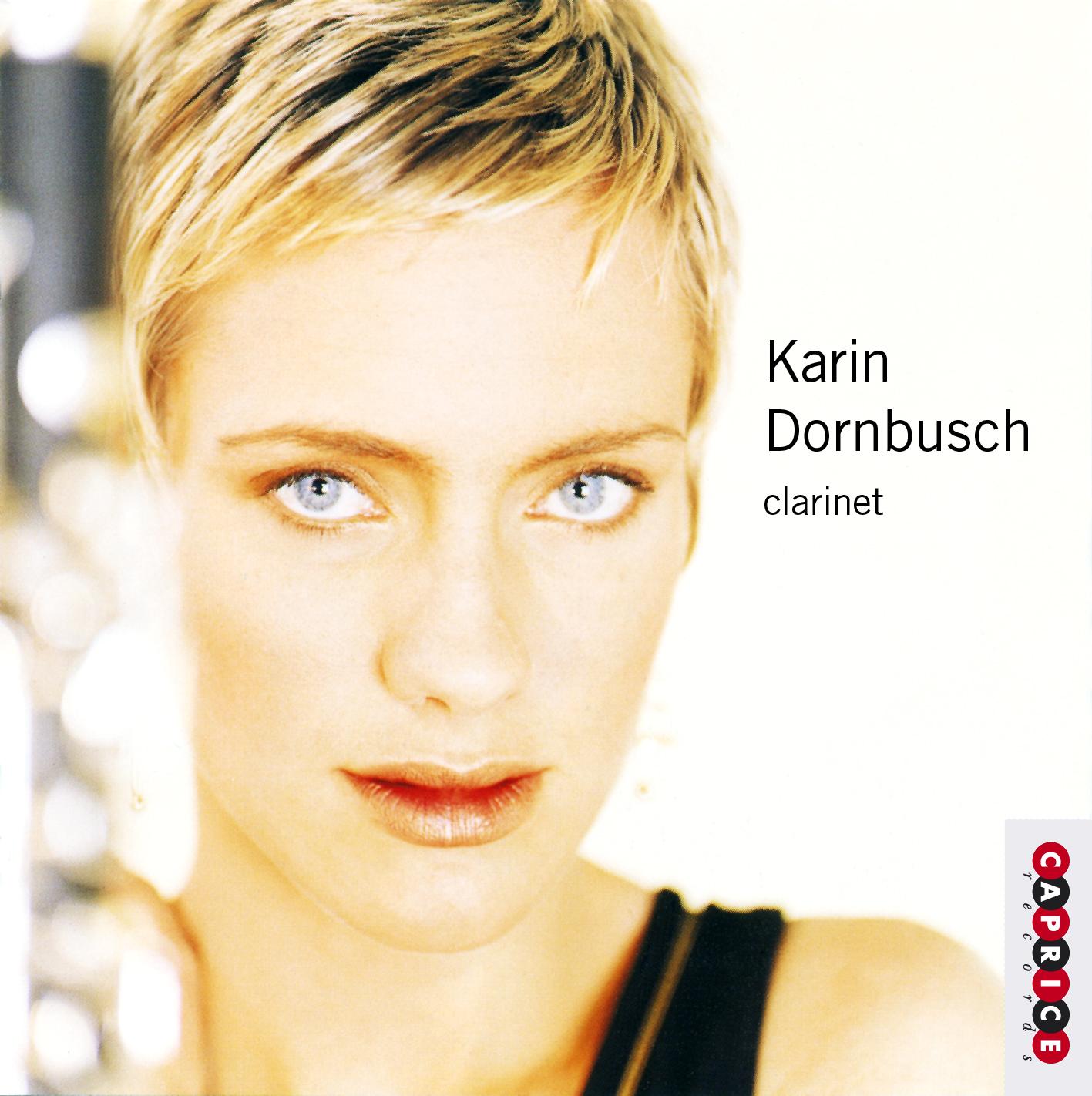 Karin Dornbusch, clarinet