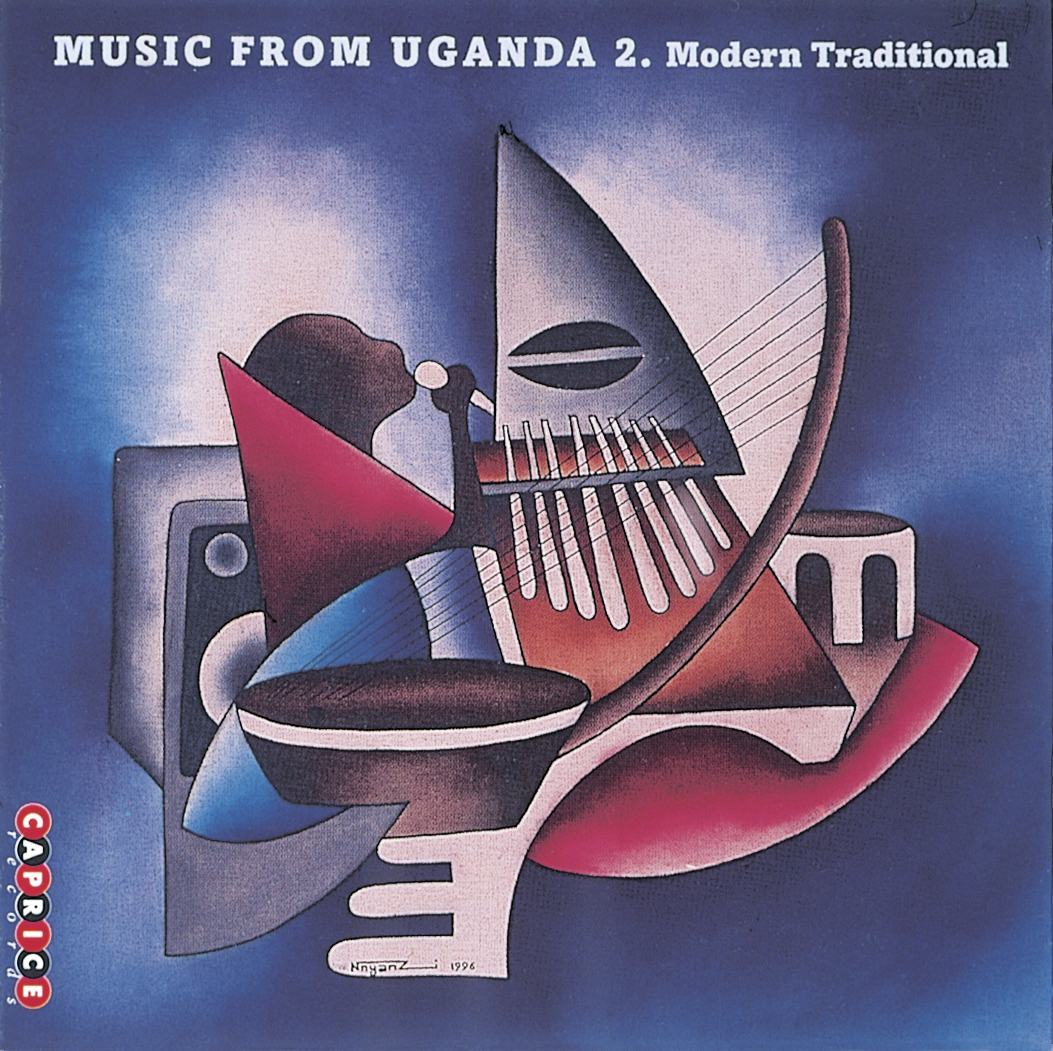 Music from Uganda 2: Modern Traditional