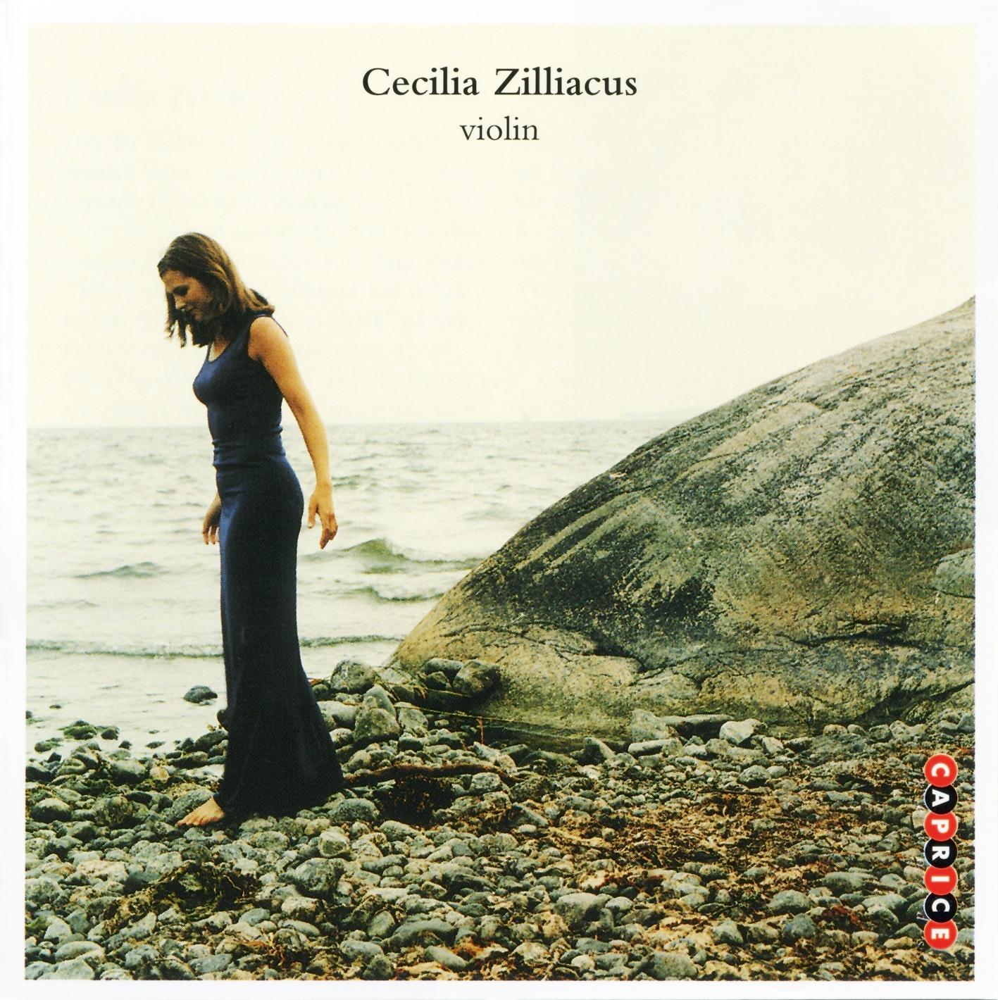 Cecilia Zilliacus, violin