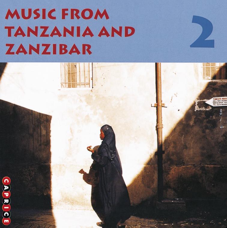Music from Tanzania and Zanzibar 2