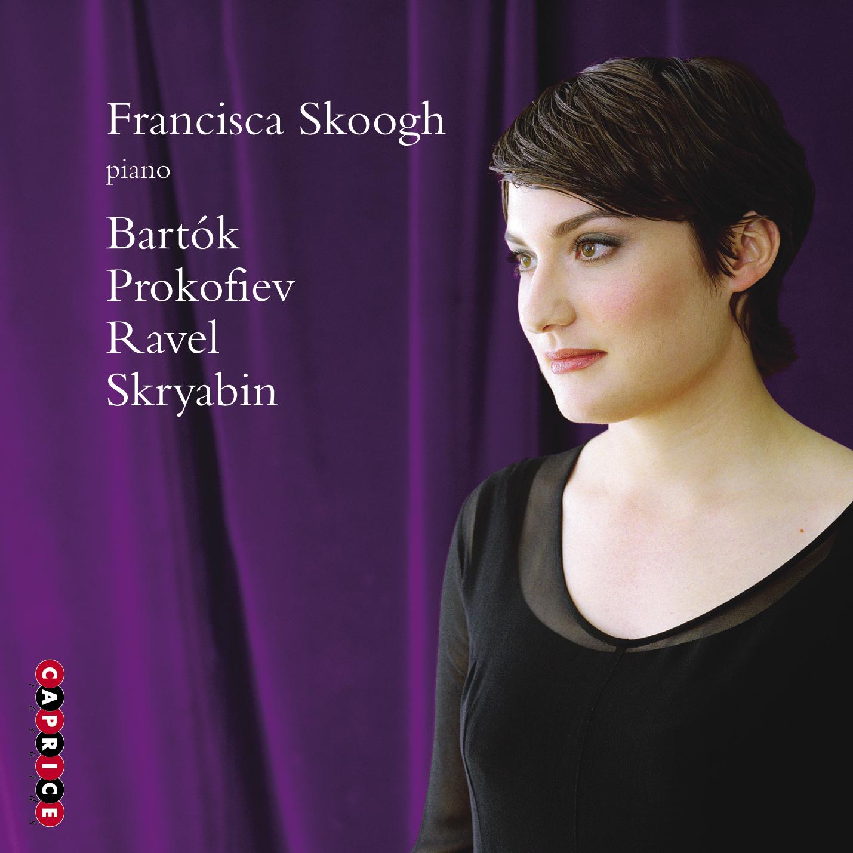 Francisca Skoogh, piano