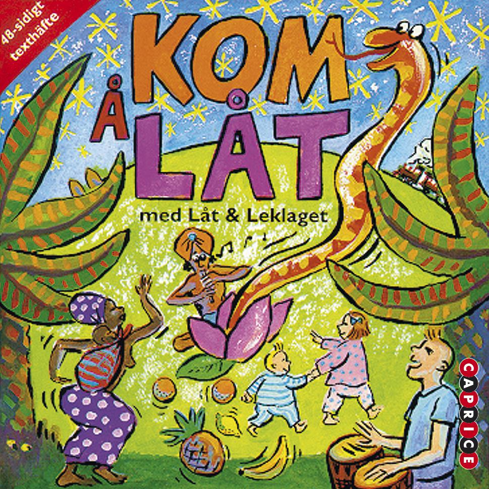 Låt & Leklaget Kom Å Låt