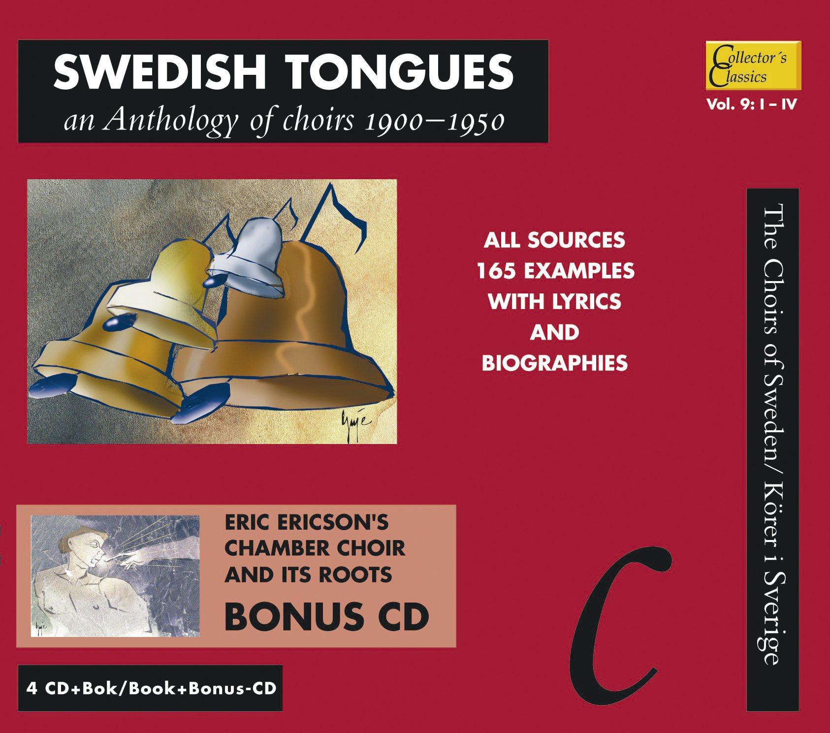 Swedish Tongues, an Anthology of choirs vol. 9