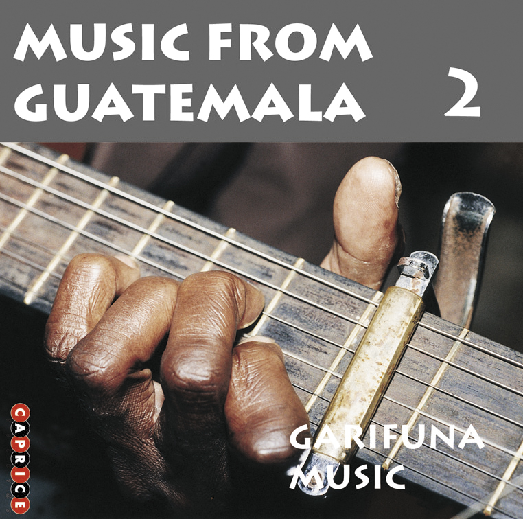 Music from Guatemala 2 Garifuna Music