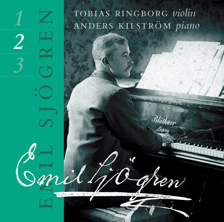 Sjögren 2 - Violin och piano