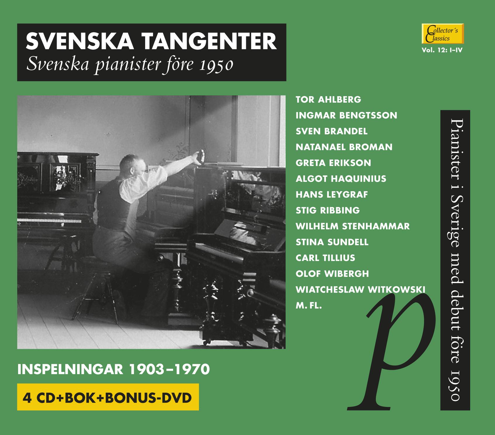 Svenska Tangenter vol. 12
