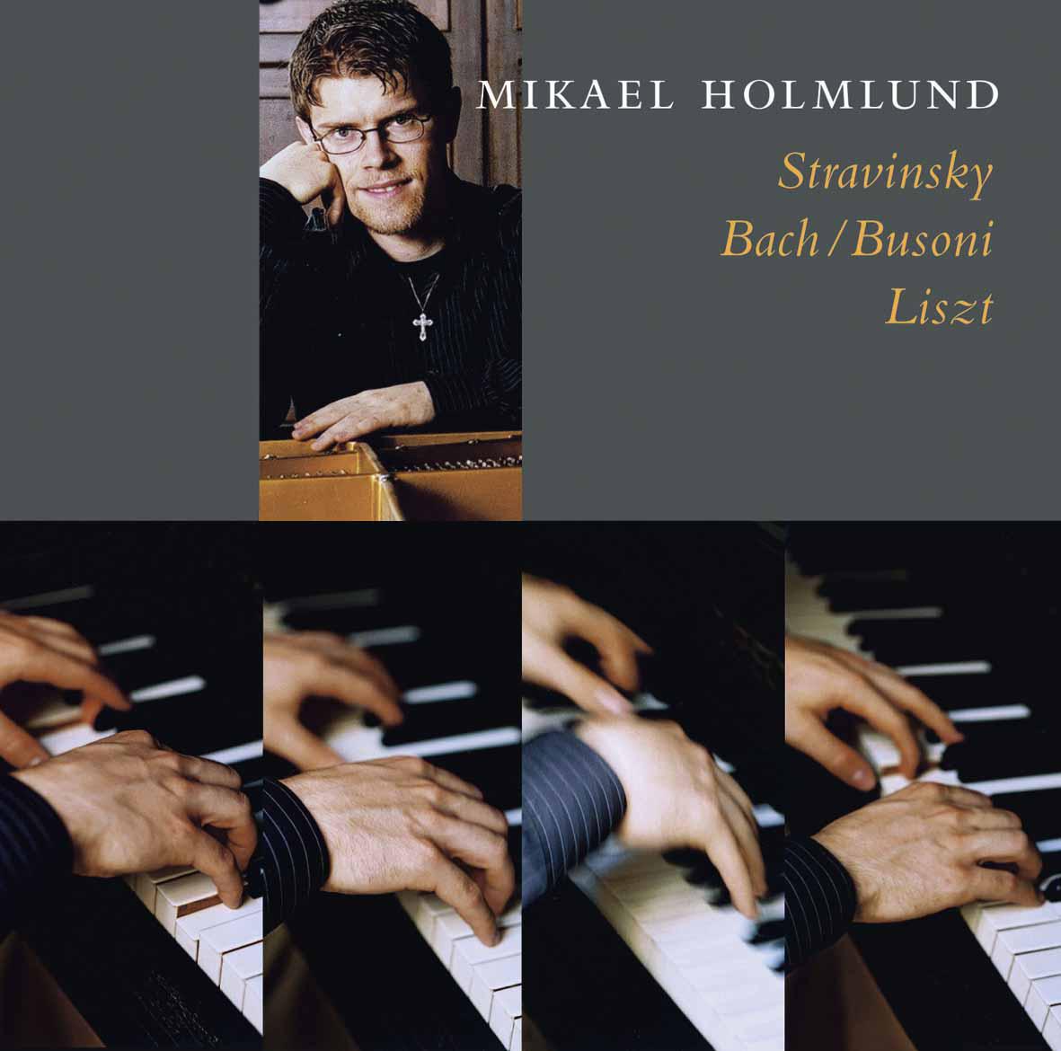 Mikael Holmlund, piano