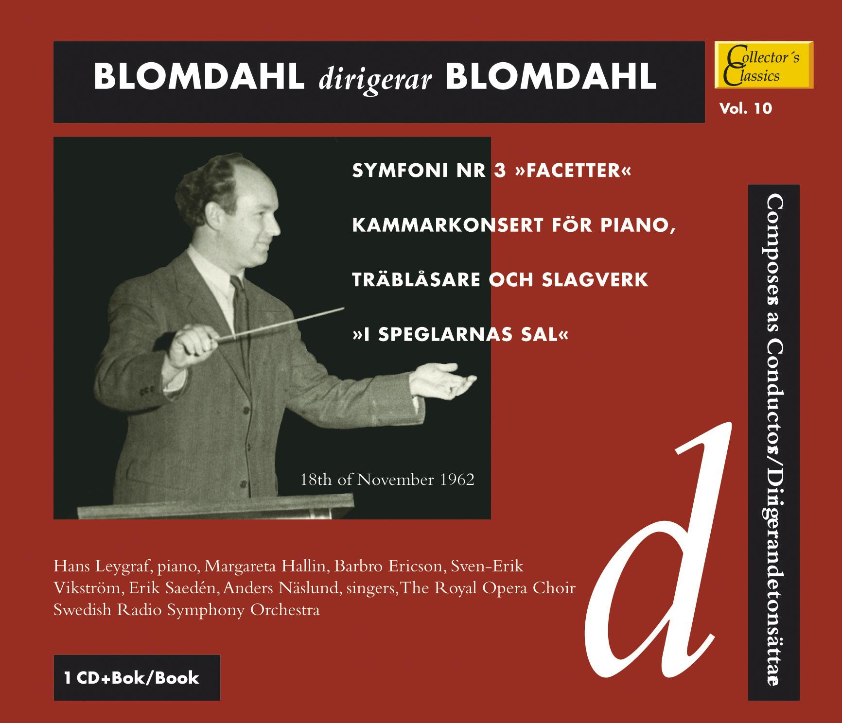 Blomdahl dirigerar Blomdahl vol. 10