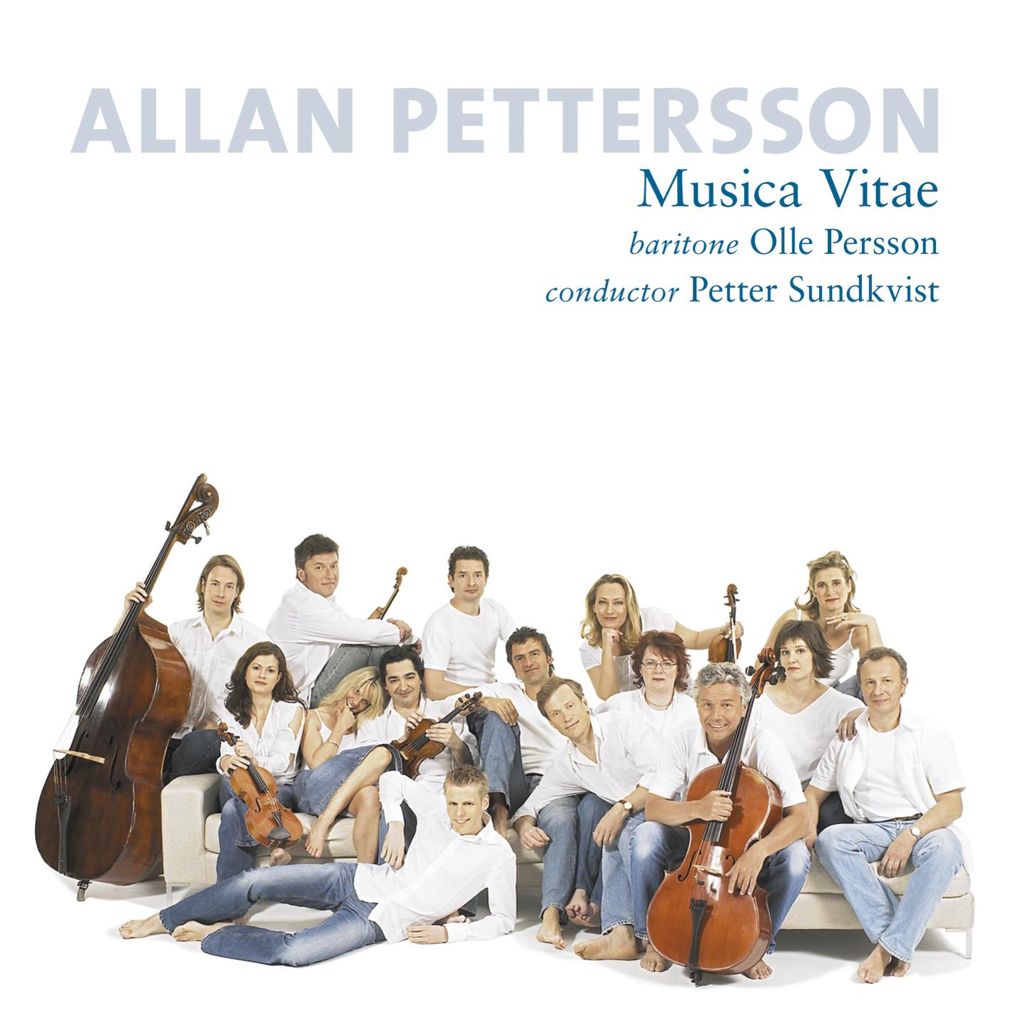 Musica Vitae: Allan Pettersson