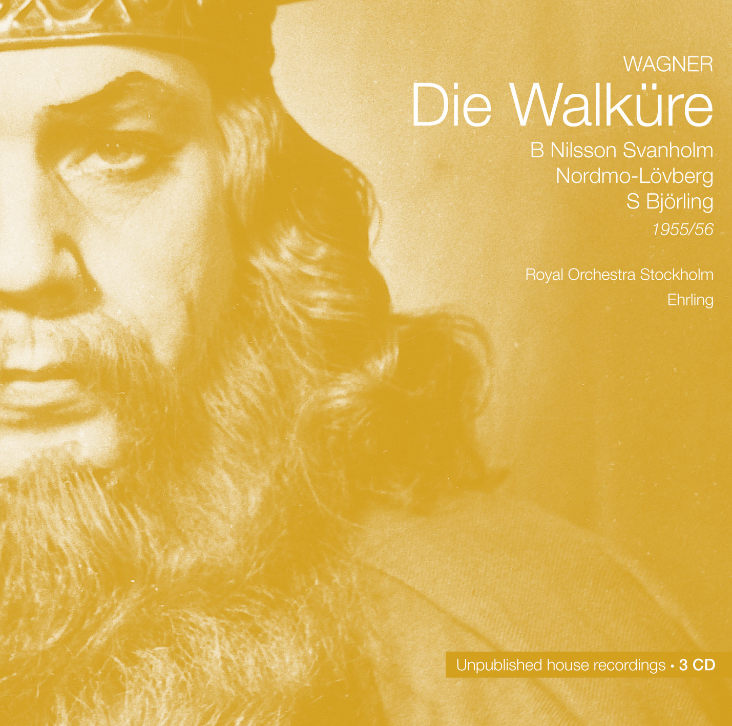 Die Walküre, Vol. 5