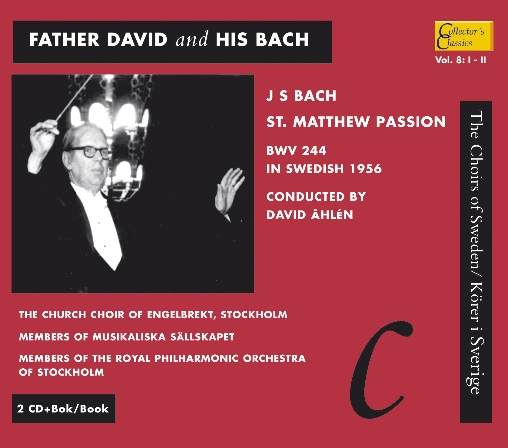 Father David and his Bach vol. 8