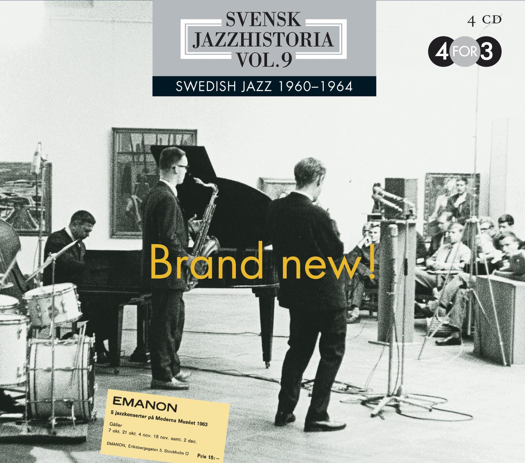 Brand new! vol. 9, 1960-64