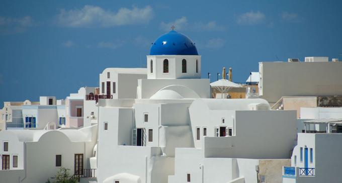 Grekisk Mötesplats