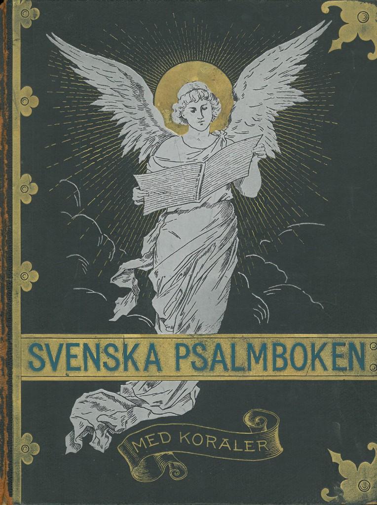 Omslag till Svenska psalmboken