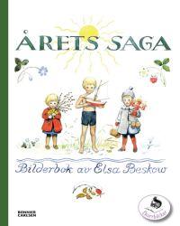 Bild på boken Årets saga