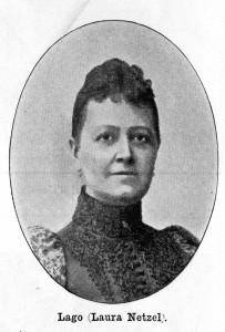 Laura Netzell