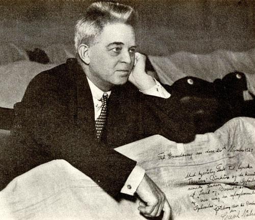 Bild på Carl Nielsen