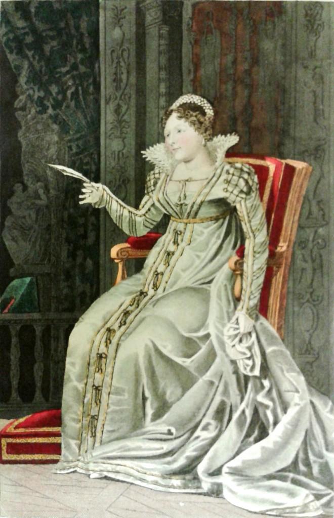 Petite galerie dramatique ou Recueil de différents costumes d'acteurs des théâtres de la capitale. Paris: Martinet, [1796-1843]