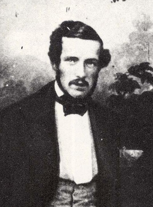 Prins Gustaf år 1852 (foto: Georg Schmidt, Nürnberg, Tyskland)