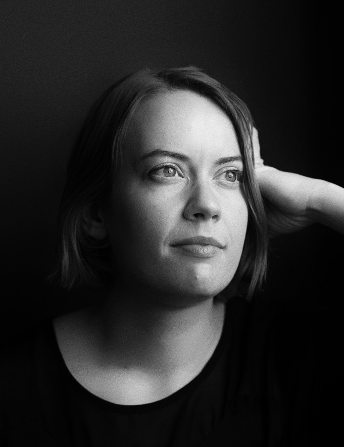 Anna Christensson. Fotograf: Martin Hellström