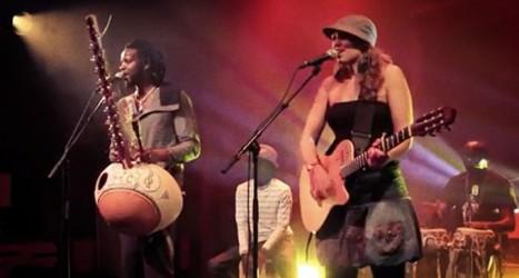 Maher och Sousou Cissoko live i Luxemburg.