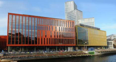 ISPA-kongressen hålls bland annat på Malmö Live. Foto: Carl Jonsson