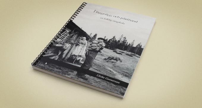 Häxgnägg och pärlband – en folklig sångskola. Av Ulrika Gunnarsson. Foto: Jonas André