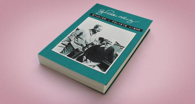Studier i folkets visor. Av Ulf Peder Olrog. Foto: Jonas André