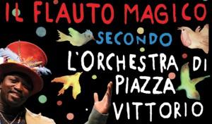 Trollflöjten med Piazza Vittorio