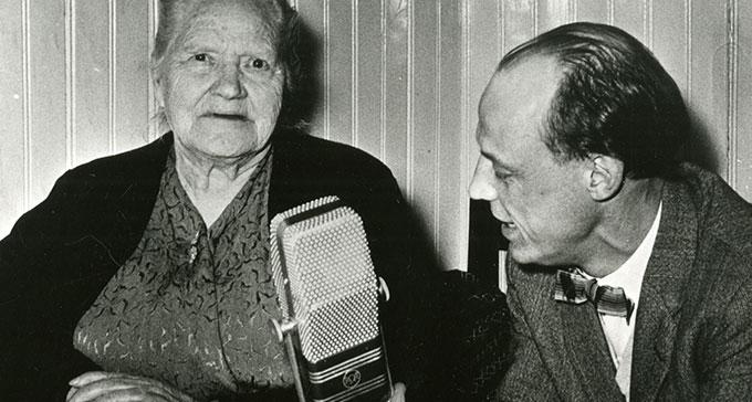 Matilda Strand spelas in av Matts Arnberg