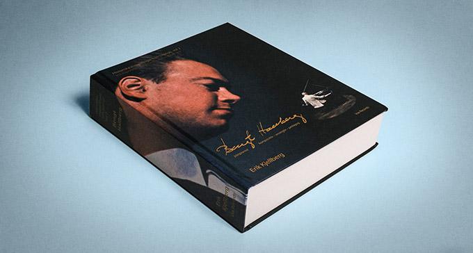 "Bild på boken ""Bengt Hallberg – jazzpianist, kompositör, arrangör, pedagog."