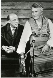 Mats Arnberg och Nygårds Kersti