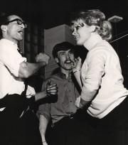 Dansande på Gyllene Cirkeln, hösten 1966