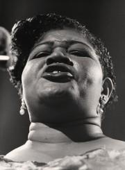 Big Mama Thornton, Bluesfestival, Konserthuset, Stockholm, oktober 1965
